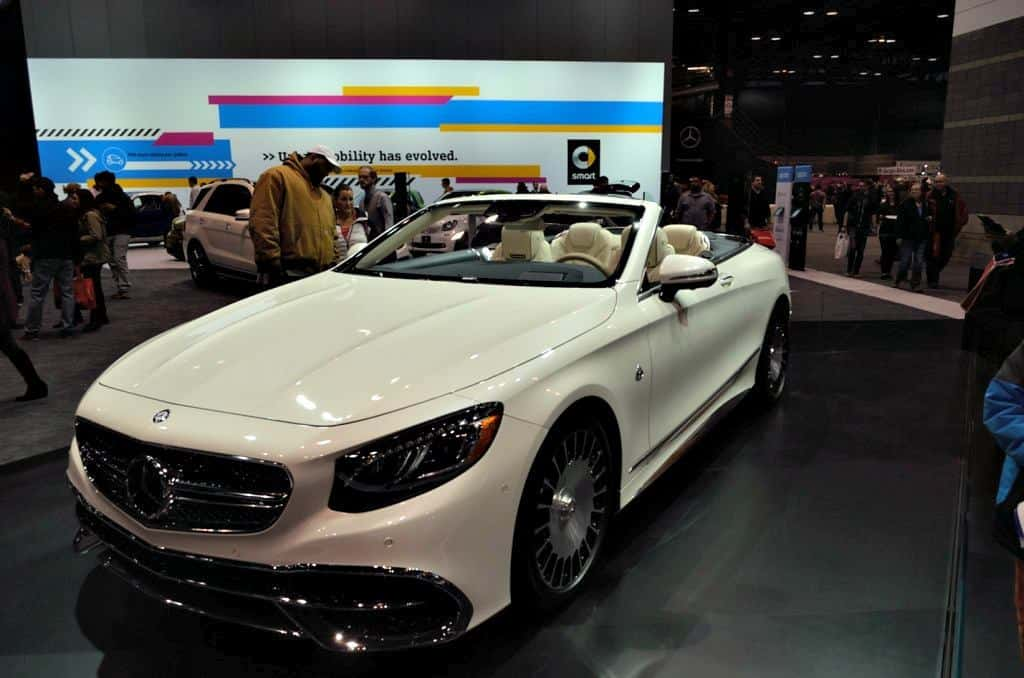 2017 Mercedes-Benz Maybach